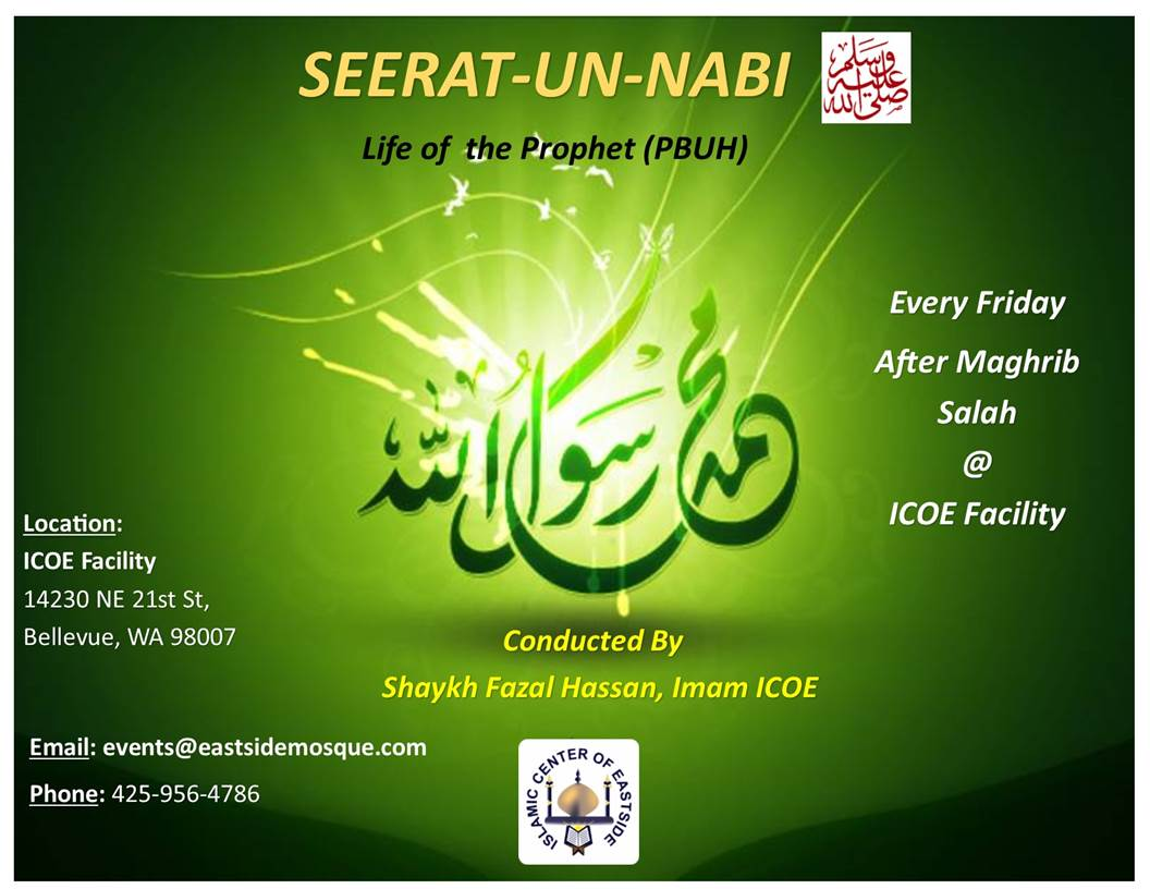 Friday Halaqa Program