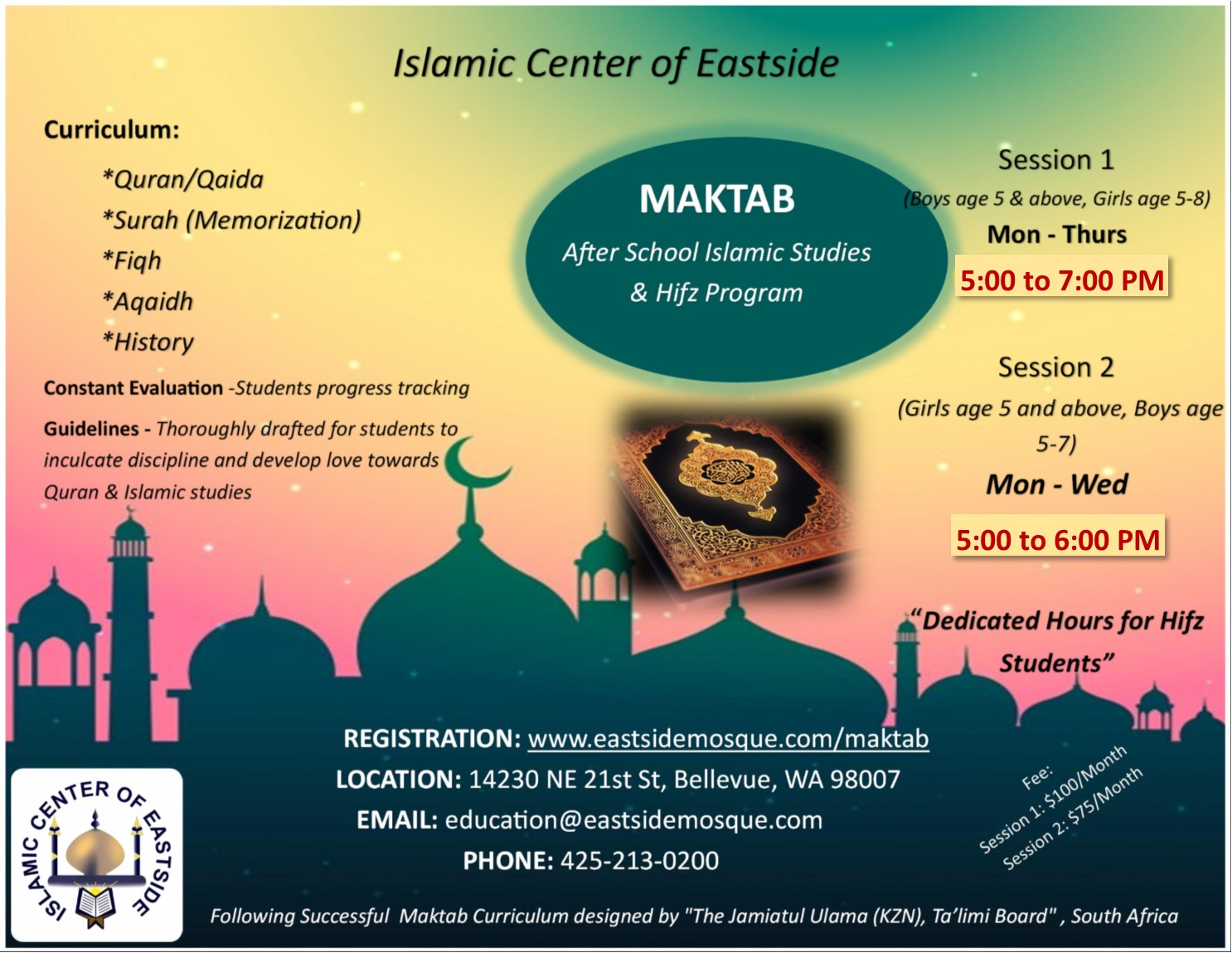 Maktab Program